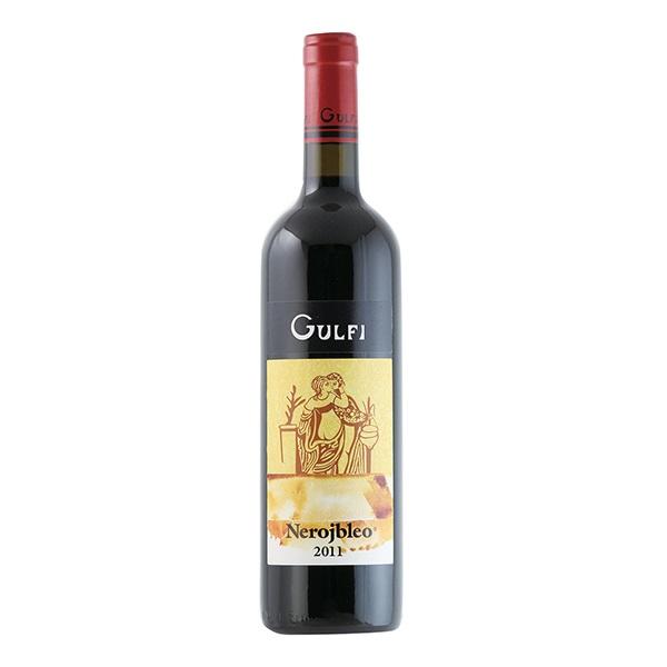 イタリア シチリア産 全品最安値に挑戦 ネロ ダーヴォラ100%赤ワイン よりどり6本以上 送料無料 赤ワイン グルフィ ネロイブレオ Nerojbleo 祝開店大放出セール開催中 750ml Gulfi