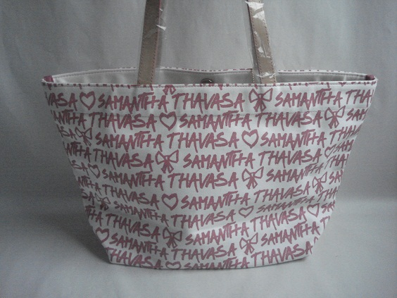 SAMANTHA THAVASA(samantha thavasa)sukurittatotobaggusamompinku X白