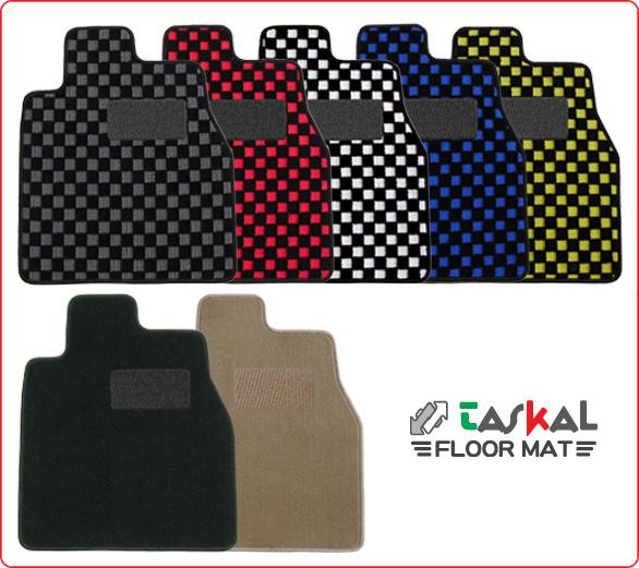 标准脚垫莱文 / 叶丛 AE86 格子或纯色