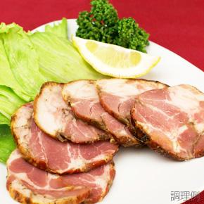 冷凍 国産黒糖ローストポーク スライス 500g 山福 冷凍食品 ローストポーク オードブル 毎日続々入荷 スナック 本物 業務用食材 10800円以上で送料無料 洋風料理