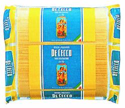 スパゲティNo.11(1.6mm)5kg ディチェコ パスタ麺 パスタ・マカロニ 洋風料理 【常温食品】【業務用食材】【10800円以上で】
