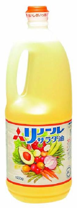 リノールサラダ油1500g 日清オイリオグループ サラダ油 油・オリーブオイル 洋風調味料 【常温食品】【業務用食材】【10800円以上で】