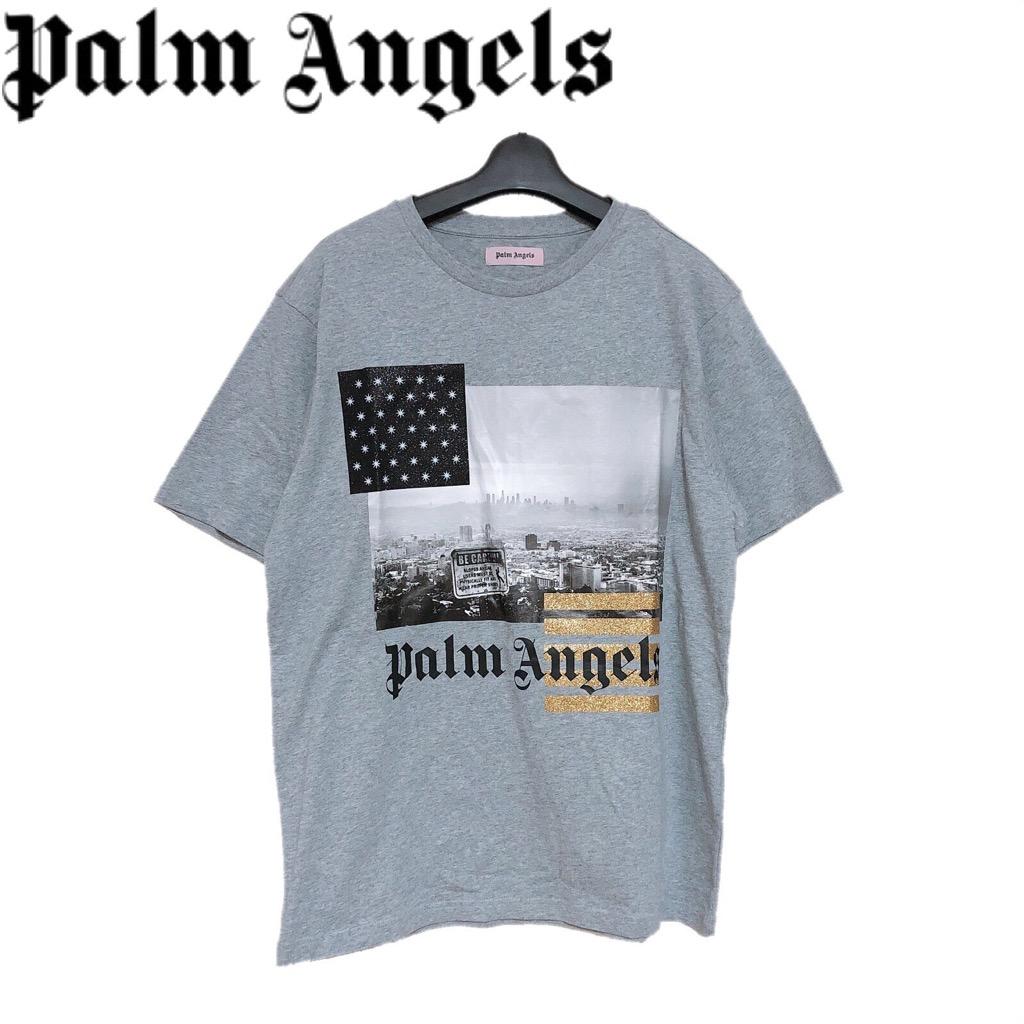 【新品】Palm Angels パーム エンジェルス グリッター Tシャツ メンズ