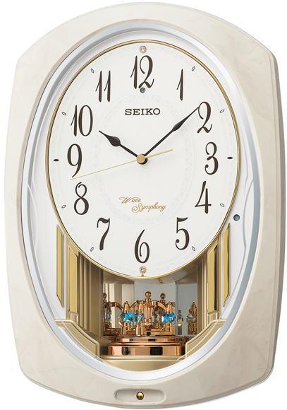 送料無料SEIKO ウエーブシンフォニー時計 新築祝い 御祝 記念品 プレゼント ギフト 贈り物