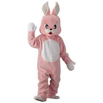 【送料無料】アニマル着ぐるみ きぐるみ うさぎ ウサギ   イベント 販促品 景品 学校行事 コスプレ パーティグッズ
