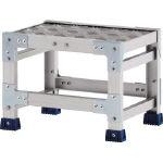 【お取り寄せ品】アルインコ 作業台(天板縞板タイプ)1段 CSBC133S(443-9791)