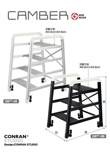 【お取り寄せ品】長谷川工業 DE2.0-2B(ブラック)写真は代表画像です。