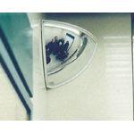 (お取り寄せ品)  コミー クォーターミラー350X255 Q6 (556-9818)写真は代表画像です。