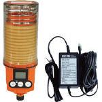 パルサールブ  M 500cc  DC外部電源型モーター式自動給油機(グリス空)MSP500/MAIN/VDC (490-5962)