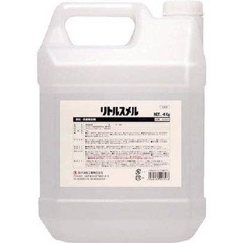 SYK リトルスメル4KG S-2597 (493-3885)【洗剤】[S2597]