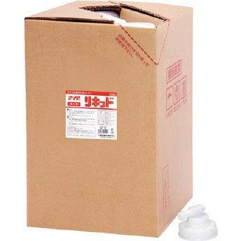 SYK リキッド 18L S-502 (493-5535)【洗剤】[S502]