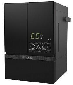 【送料無料】三菱重工 スチームファン蒸発式加湿器(ブラック) SHE60RD-K