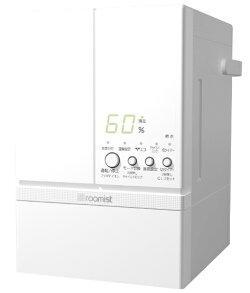 【送料無料】三菱重工 スチームファン蒸発式加湿器(ピュアホワイト) SHE60RD-W