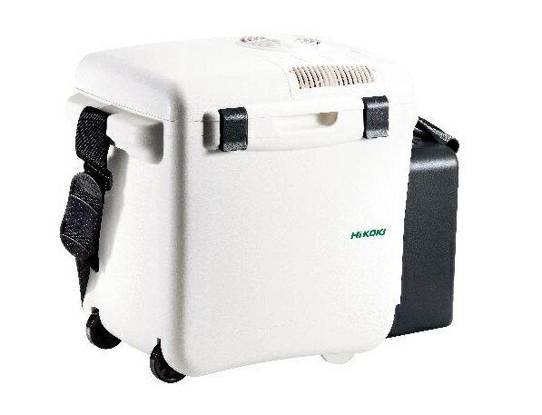 【お取り寄せ品】HIKOKI 工機ホールディングス コードレス冷温庫 UL18DA(XM) マルチボルト蓄電池(BSL 36A18)付き