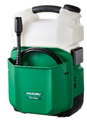 HiKOKI(旧 日立工機) コードレス高圧洗浄機(電池・充電器付)  AW18DBL(LXP)