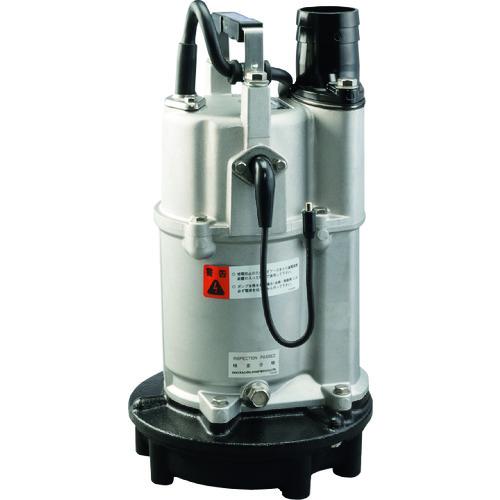 桜川 底水用自動水中ポンプ UEXK形 100V 50HZ UEXK-40B-50HZ (166-6619)