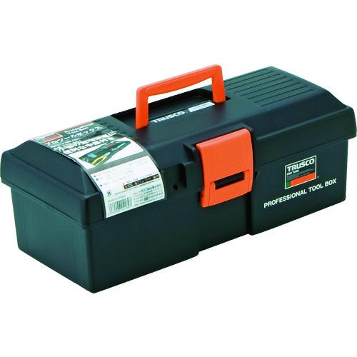 送料無料 合計10 000円以上で代引き手数料無料 工具のメガショップ 人気商品 工具箱が割引価格 TRUSCO TTB-901 樹脂製工具箱 プロツールボックス TTB901 黒 389-4801 春の新作続々