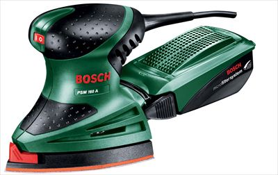 BOSCH(ボッシュ) 吸塵マルチサンダー PSM160A/N