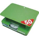 【送料無料】シンワ 簡易自動秤 ほうさく50kg (自動はかり)70026 (816-3965)