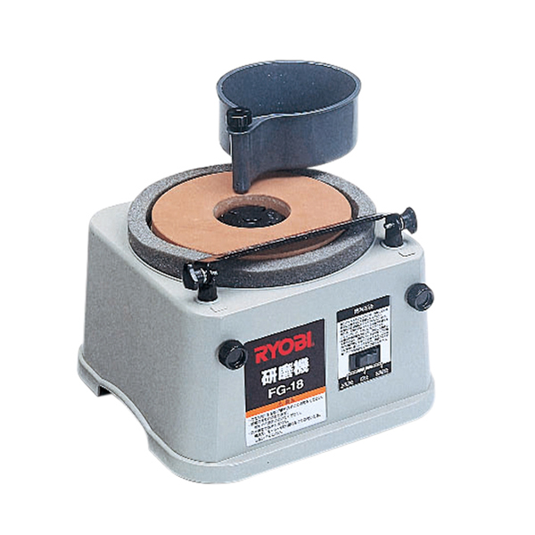 RYOBI(リョービ) 研磨機 砥石径180mm FG-18 4150220