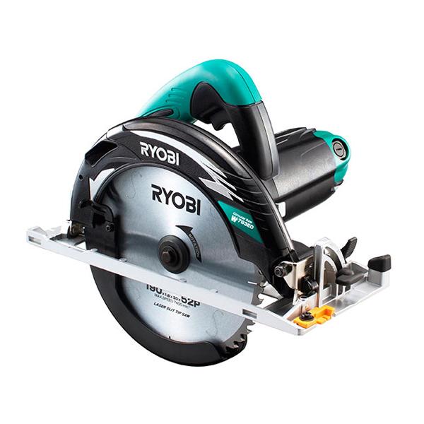 RYOBI(リョービ) 電子丸ノコ チップソー付 W-763ED 611021A