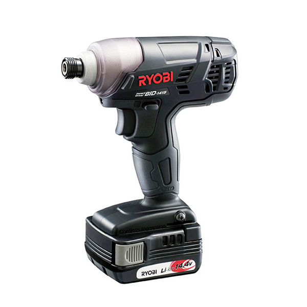 RYOBI(リョービ) 充電式 インパクトドライバー 14.4V BID1415 657700A