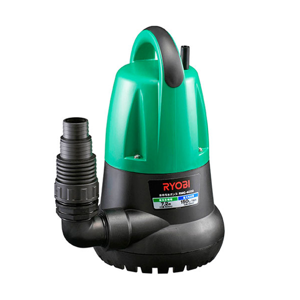 RYOBI(リョービ) 水中汚水ポンプ 50Hz RMG-4000 698304A