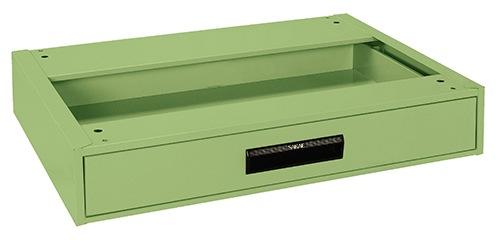 【代引き不可】 小型昇降作業台用オプションキャビネット KSS-K