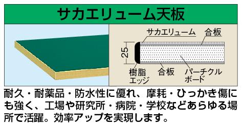 【代引き不可】 中量用天板 KT-9075FTC