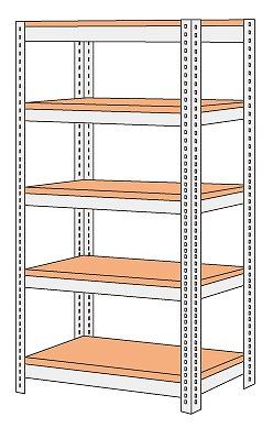 【代引き不可】 ボード棚 NBRW-1565