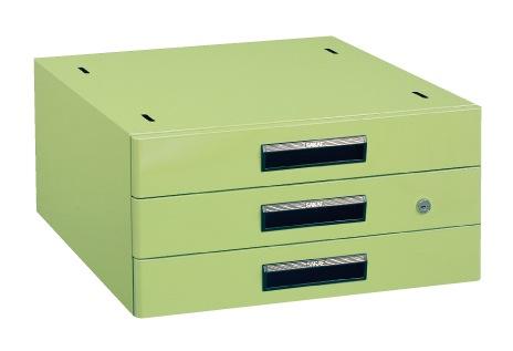 【代引き不可】 作業台用オプションキャビネット NKL-30B