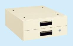 【代引き不可】 作業台用オプションキャビネット NKL-S20IC
