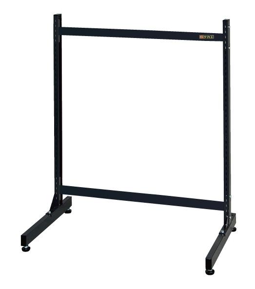 【代引き不可】 ラックシステム床置型 PLS-10D
