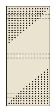 【代引き不可】 パンチングウォールシステム PO-601HN