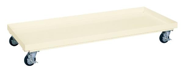 【代引き不可】 スーパージャンボ保管庫用オプション・キャスターベース SKS-1260CD
