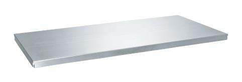【代引き不可】 ステンレス保管庫用棚板 SLN-90TASU