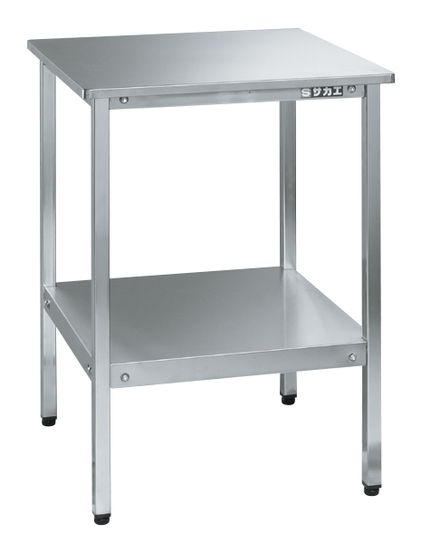 【代引き不可】 ステンレスサポートテーブル SRT-500SU4