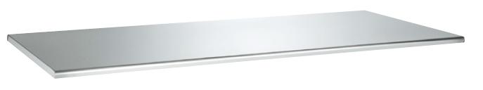 【代引き不可】 ステンレス天板(R付) SU3-1275RTC