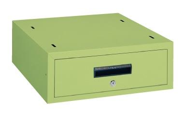 【代引き不可】 作業台用キャビネット WKL-1C