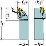 サンドビック T-Max P ネガチップ用シャンクバイト MTJNL3225P16M1 [127-9505] 【TA式旋削工具】[MTJNL 3225P 16M1]