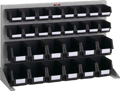 【送料無料!TRUSCO工具が安い(トラスコ中山)】TRUSCO 導電性パネルコンテナラック 卓上型 コンテナ小X16 中X12 T0622NE [352-6607] 【パネルラック】[T-0622N-E]