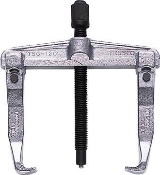 【送料無料!TRUSCO工具 激安特価(トラスコ中山)】TRUSCO スライド式ギャプーラー 40~200mm用 TSG200 [242-6510] 【プーラ】[TSG-200]