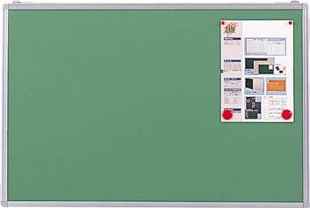 【メーカー直送 代引不可】TRUSCO エコロジークロス掲示板 900X1200 グリーン KE34SGM [281-5648] 【オフィスボード】[KE-34SGM]