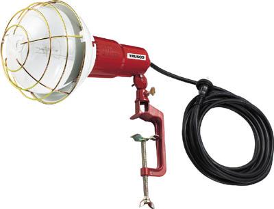 【送料無料!投光器がお買い得価格】TRUSCO 水銀灯 300W コード5m NTG305W [233-0822] 【投光器】[NTG-305W]