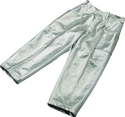 【送料無料!保護ズボンが超安い!】TRUSCO スーパープラチナ遮熱作業服 ズボン Lサイズ TSP2L [287-8895] 【保護服】[TSP-2L]