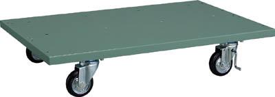 【送料無料!TRUSCO工具 激安特価(トラスコ中山)】TRUSCO パネルコンテナラック用兼用キャスターベース GN T1200K [501-5006] 【パネルラック】[T-1200K]