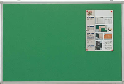 【メーカー直送 代引不可】TRUSCO エコロジークロス掲示板 ピン専用 900X1200 ベージュ KE34SB [520-4526] 【オフィスボード】[KE-34SB]