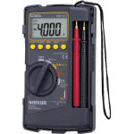 【送料無料!TRUSCO工具が安い(トラスコ中山)】SANWA デジルマルチメ-タ 保護カバー付き CD800A [284-8449] 【電気測定器・テスタ】[CD800A]