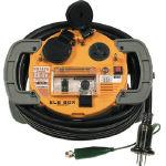 【送料無料!延長コードがお買い得価格】ハタヤ 負荷電流値設定可変型ELBボックス 電線5m EB5V [307-2711] 【延長コード】[EB-5V]