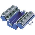 【送料無料!工具箱が割引特価】HOZAN ツールボックス ボックスマスター 青 B56B [117-2646] 【樹脂製工具箱】[B-56-B]